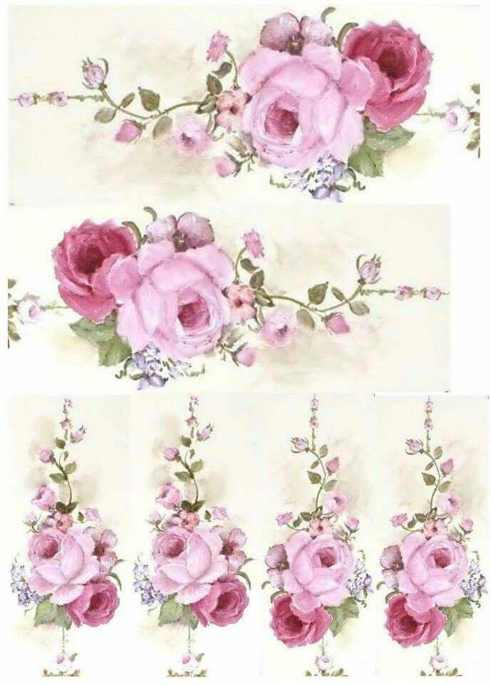 Pin de pame olivares en planners pinterest laminas decoupage y flores - Laminas decorativas para imprimir ...