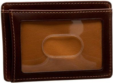 17ed5a091e1 Johnston   Murphy Brown Leather Card Holder