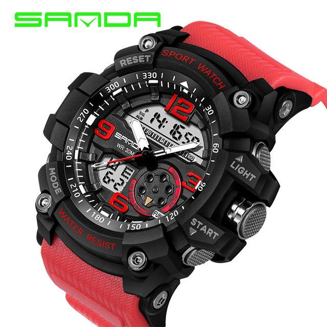 3c8e84835 Military Sport Watch Men Top Brand Luxury Famous Electronic LED Digital Wrist  Watch Male Clock For Man