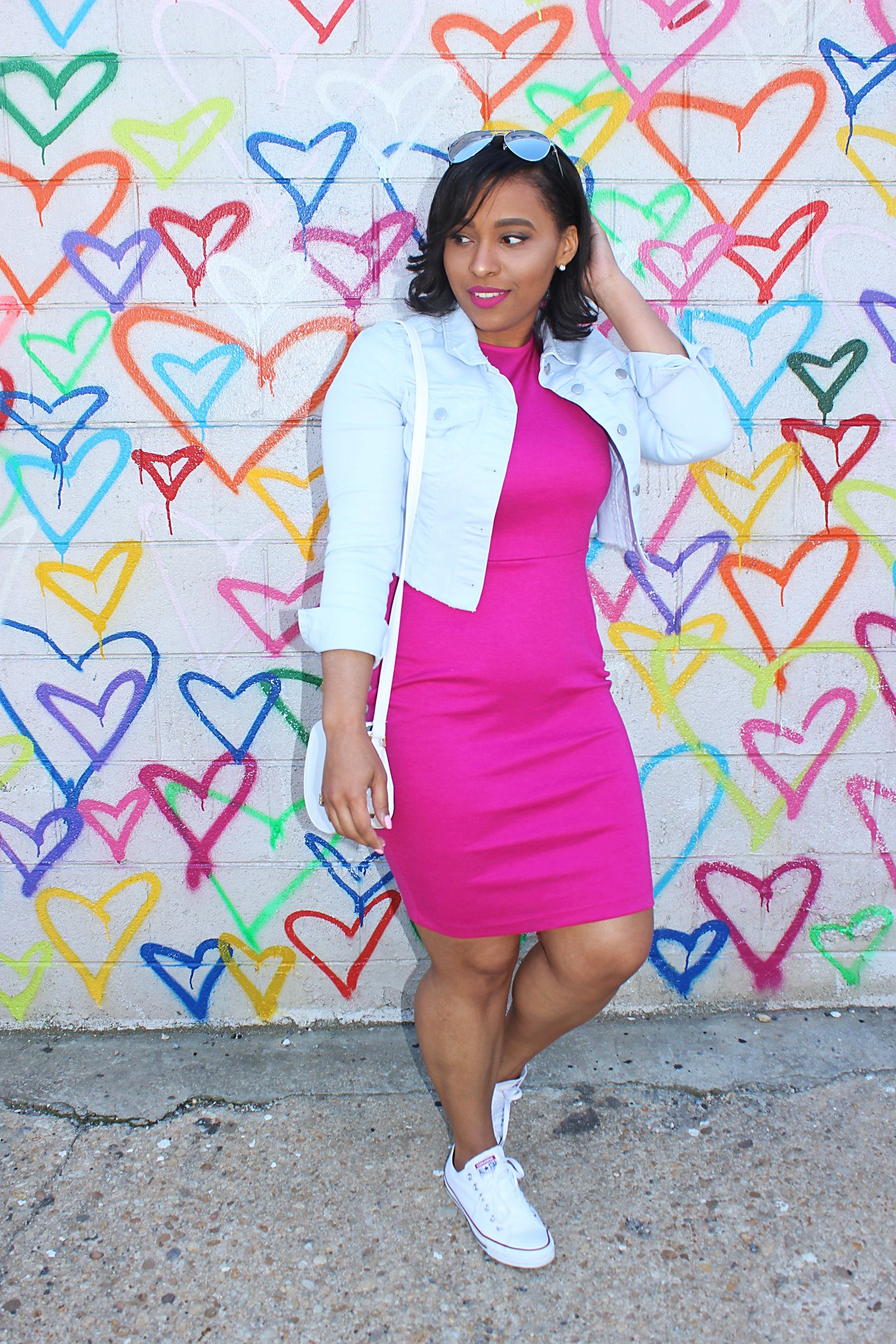 Patty's Kloset - Writings On the Wall #fashion #blogger #ootd #outfit