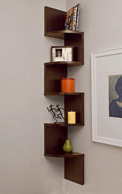 Pin By Robo Masan On Urob Si Sam Shelf Furniture Corner Wall Shelves Shelves
