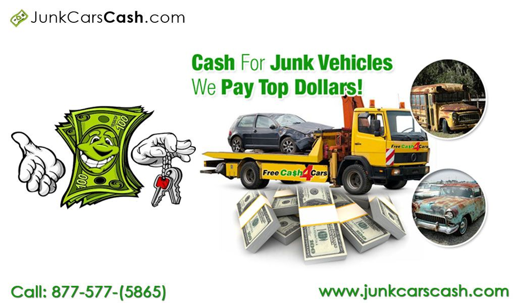 If you have a junk car or cars contact us and get the best price and ...