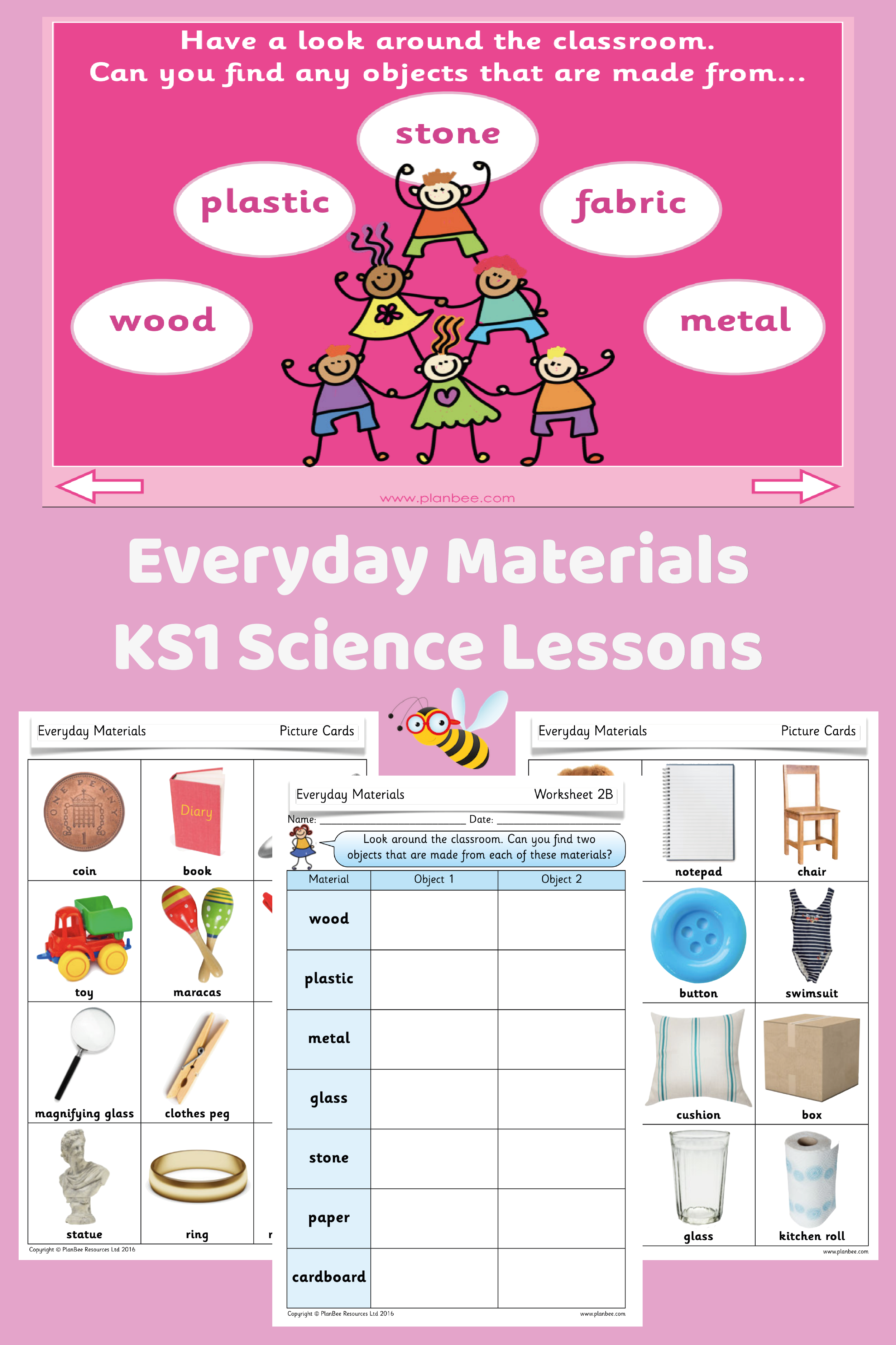 medium resolution of Everyday Materials   Material science