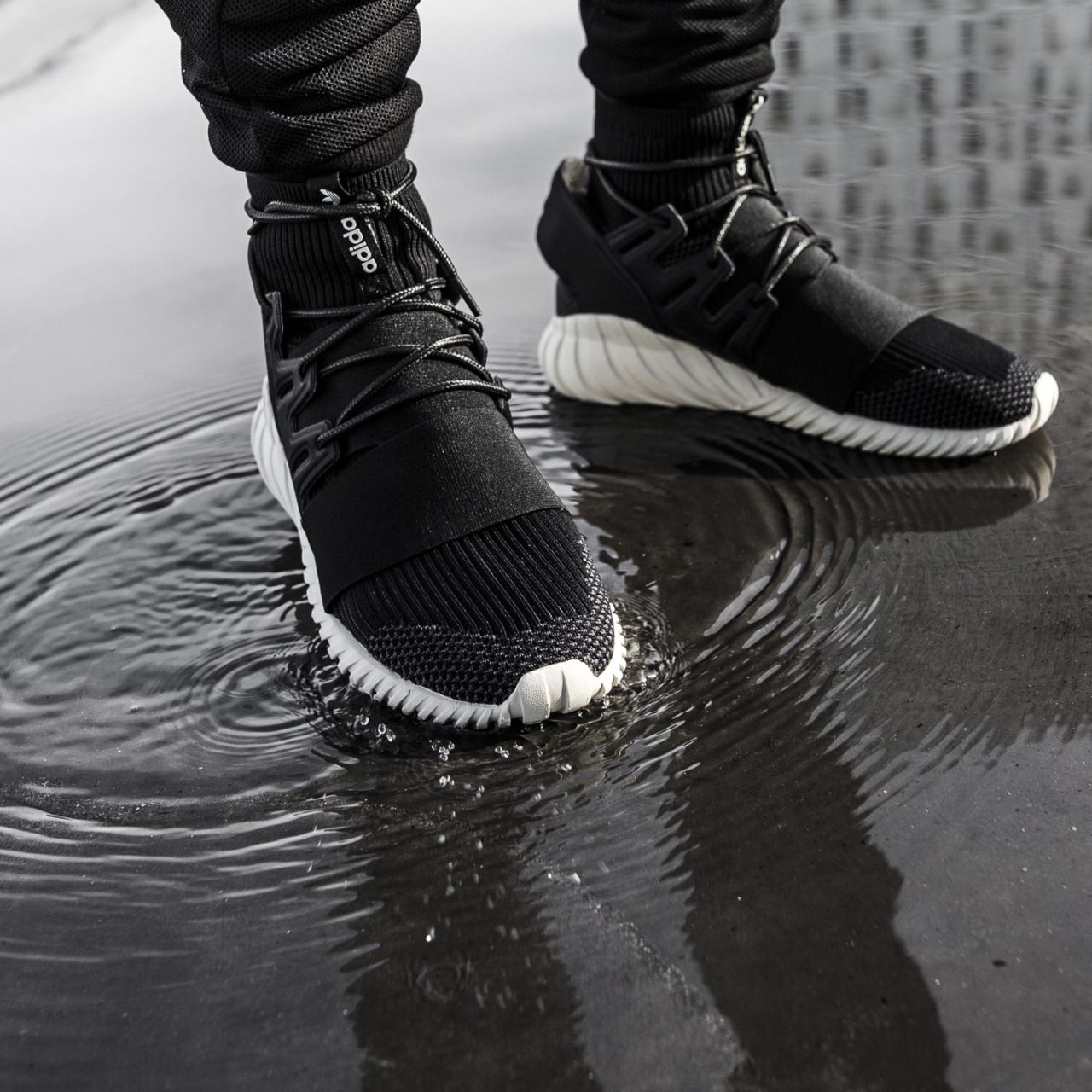 new style 3a2c8 afaa9 Adidas Tubular Doom PK (via mxdvs) - MENSTYLED