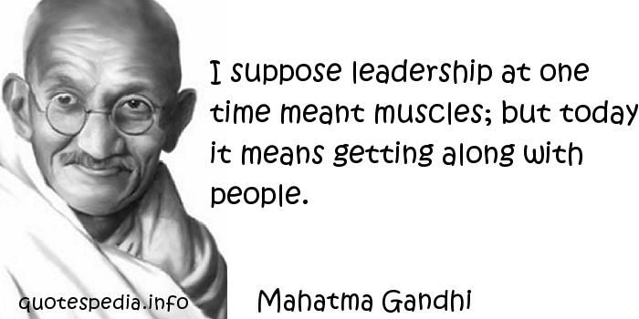 Famous Leadership Quotes | Quotes From Famous Leaders Quotesgram Just Sayin Sacrifice