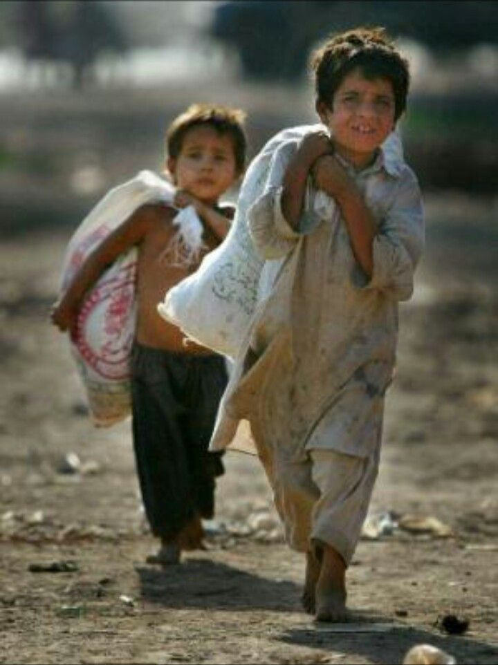 Afghanistan Poverty Children Children Save The Children