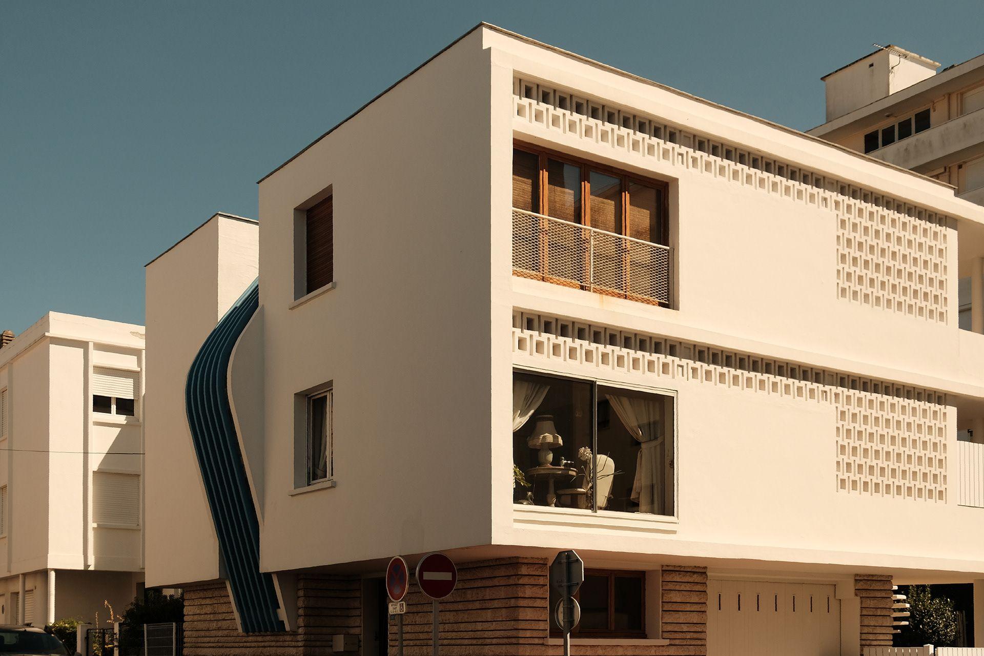 Royan France Morgane Leduc On Behance Modernism Light
