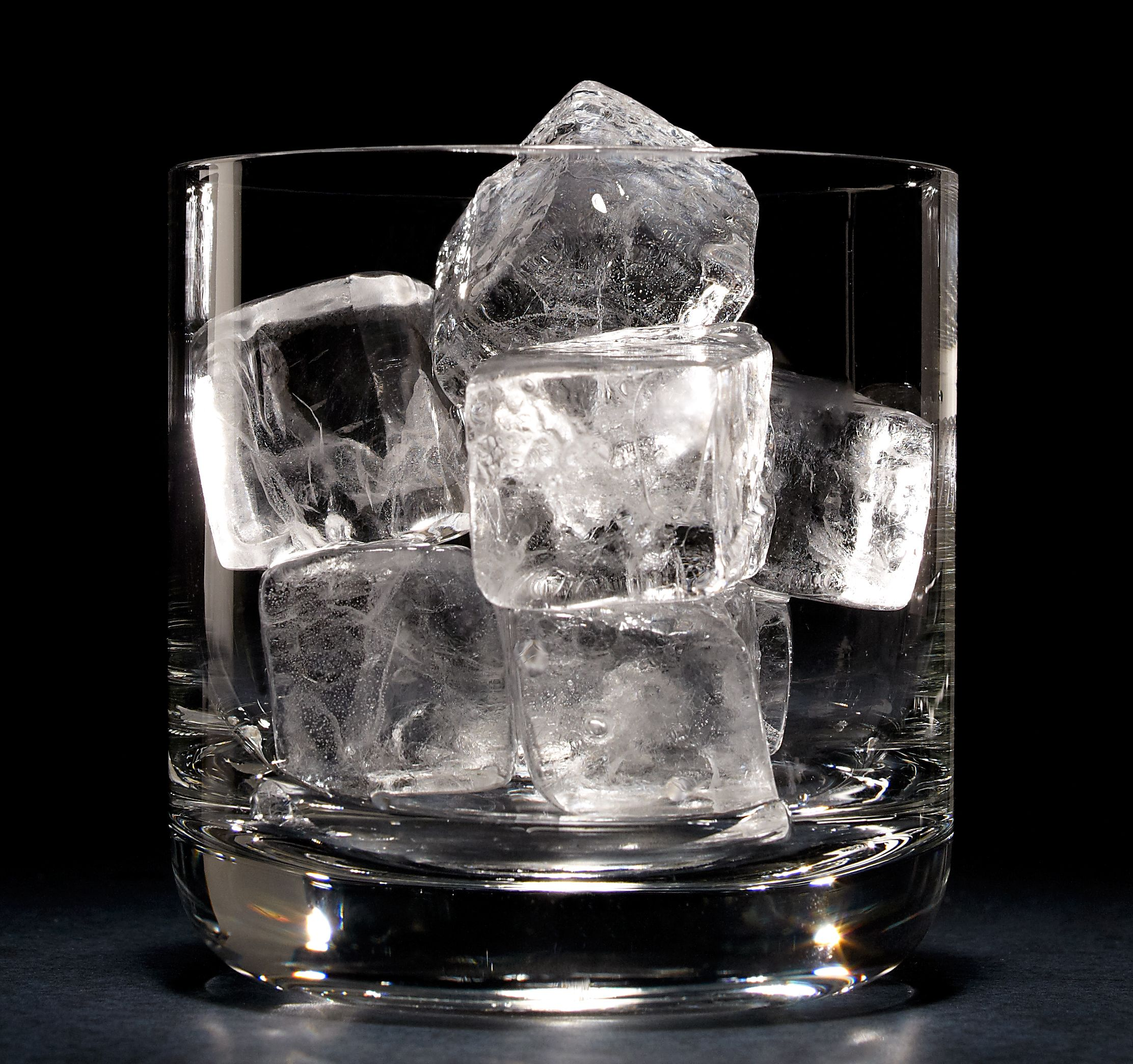Hoshizaki Square Ice Cubes Are Great For Drinks Very Hard Clean
