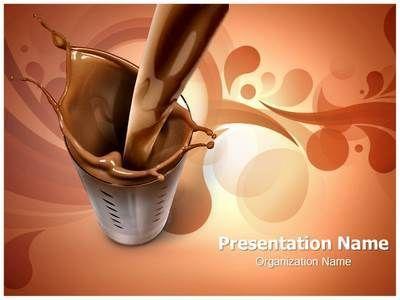 Chocolate milk powerpoint template is one of the best powerpoint chocolate milk powerpoint template is one of the best powerpoint templates by editabletemplates toneelgroepblik Images