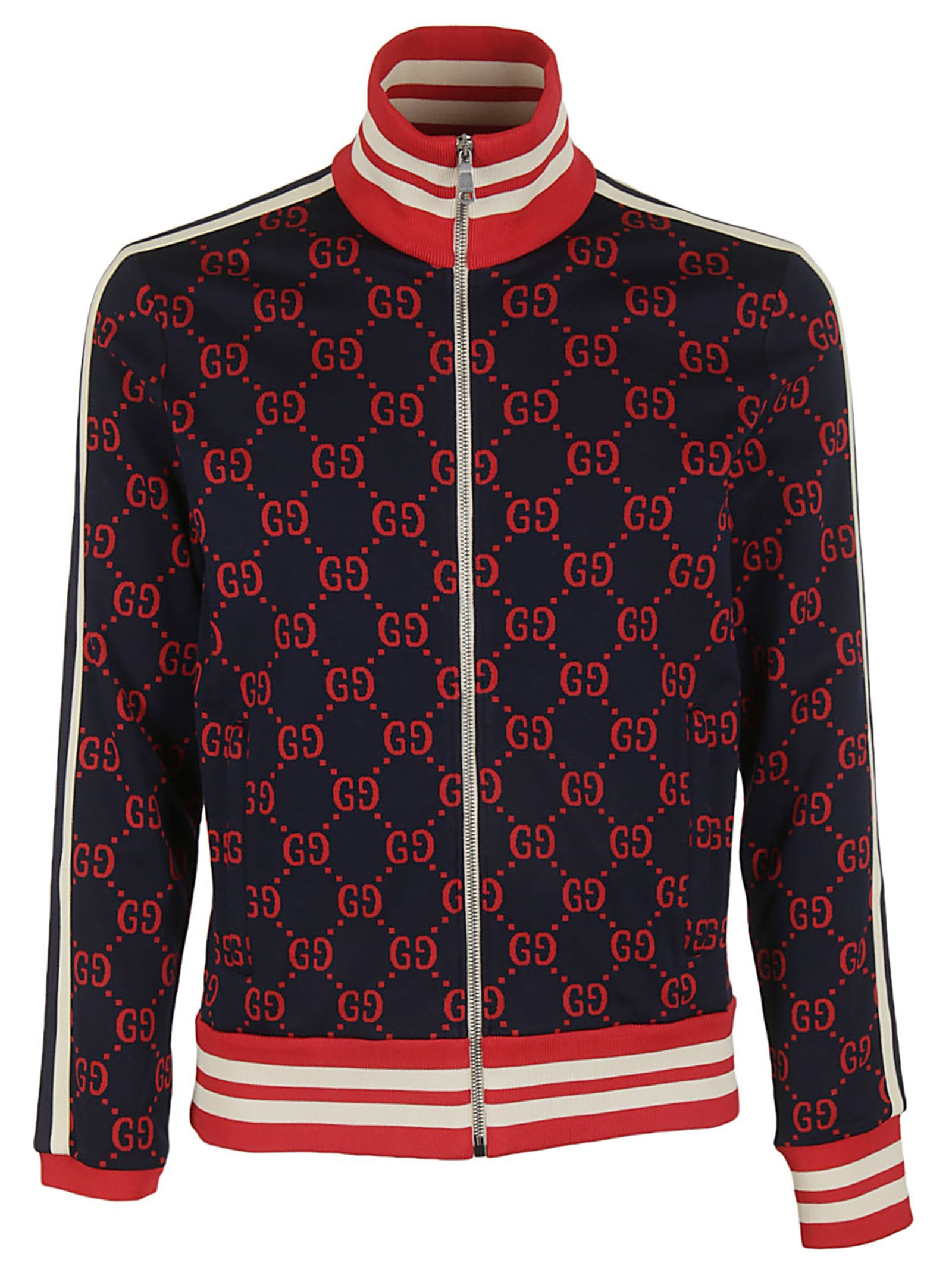 db16fa26a GUCCI GG JACQUARD JACKET.  gucci  cloth