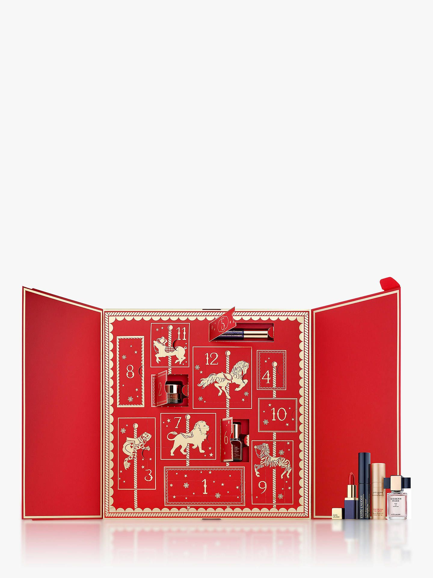 Estee Lauder Holiday 12 Day Advent Calendar Beauty Advent Calendar Estee Online Calendar