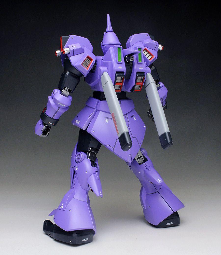 Work Review P Bandai Hguc 1 144 Ms 15kg Gyan Krieger Painted Build Hg Asw G 47 Gundam Vual