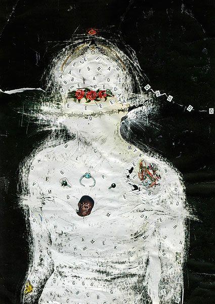 by South African artist, Erna Bodenstein