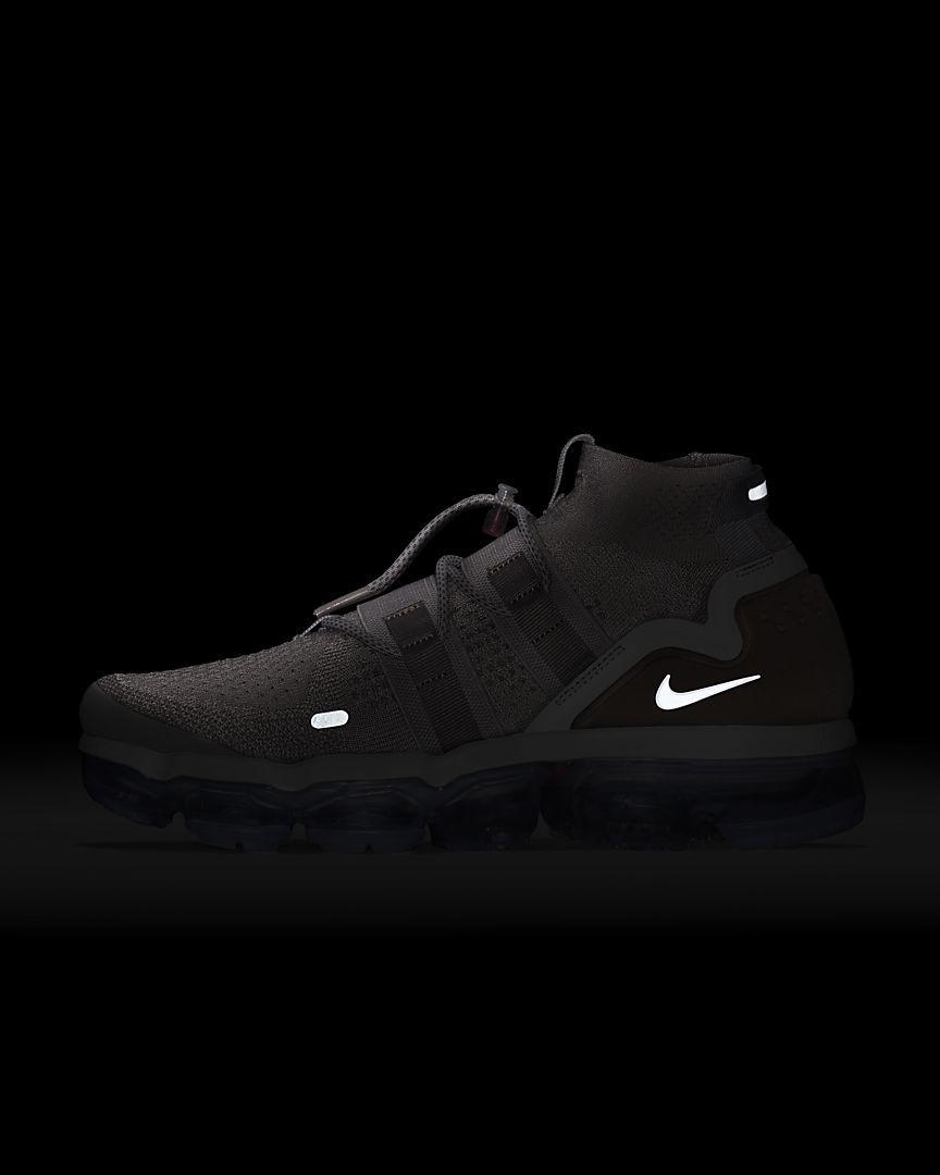 meet 2537a 6678f Nike Air VaporMax Flyknit Utility Running Shoe