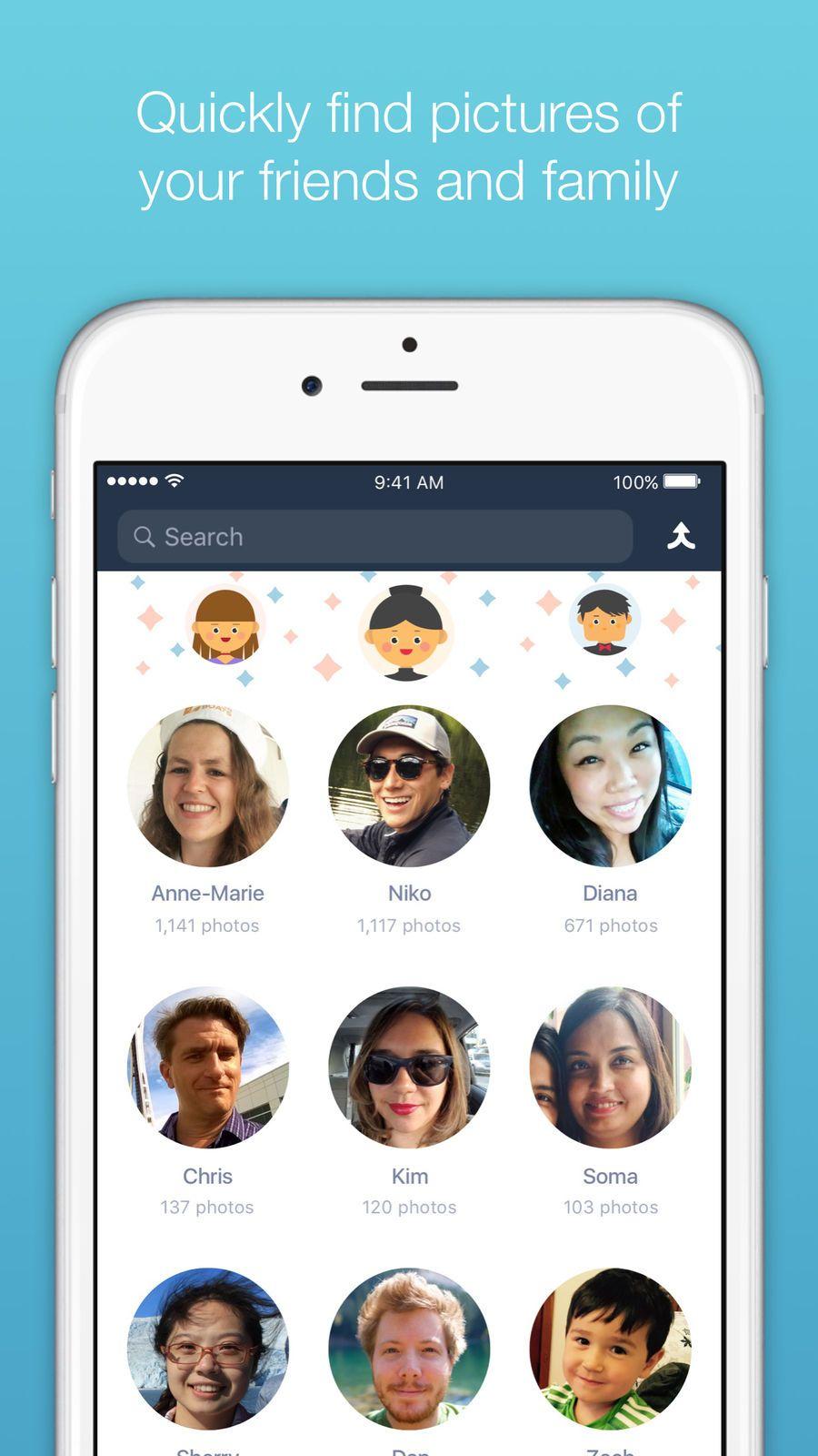 Amazon prime photo app iphone