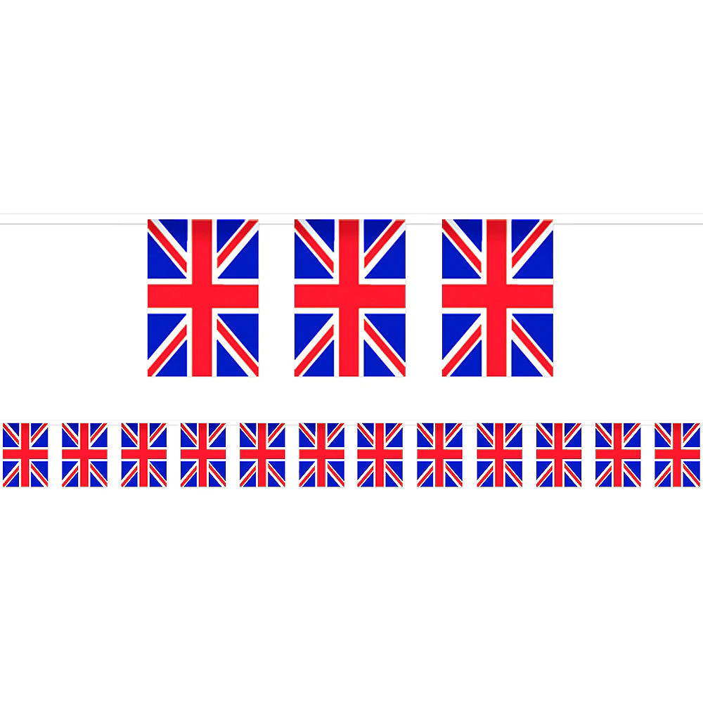 Union Jack Flag Pennant Banner Great Britain Pennant Banners Union Jack Flag Union Jack
