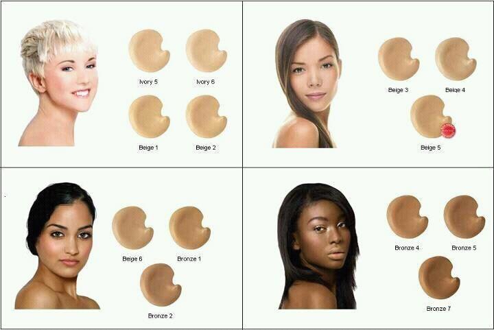 Escoge Tu Base De Maquillaje De Acuerdo Al Color De Tu Piel