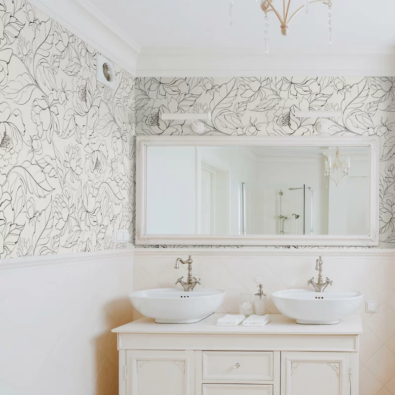Silkeborg Removable Peel And Stick Wallpaper Panel Wallpaper Panels Peel And Stick Wallpaper Removable Wallpaper