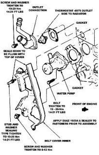 AutoZone Repair Guides Engine & Engine Overhaul Engine