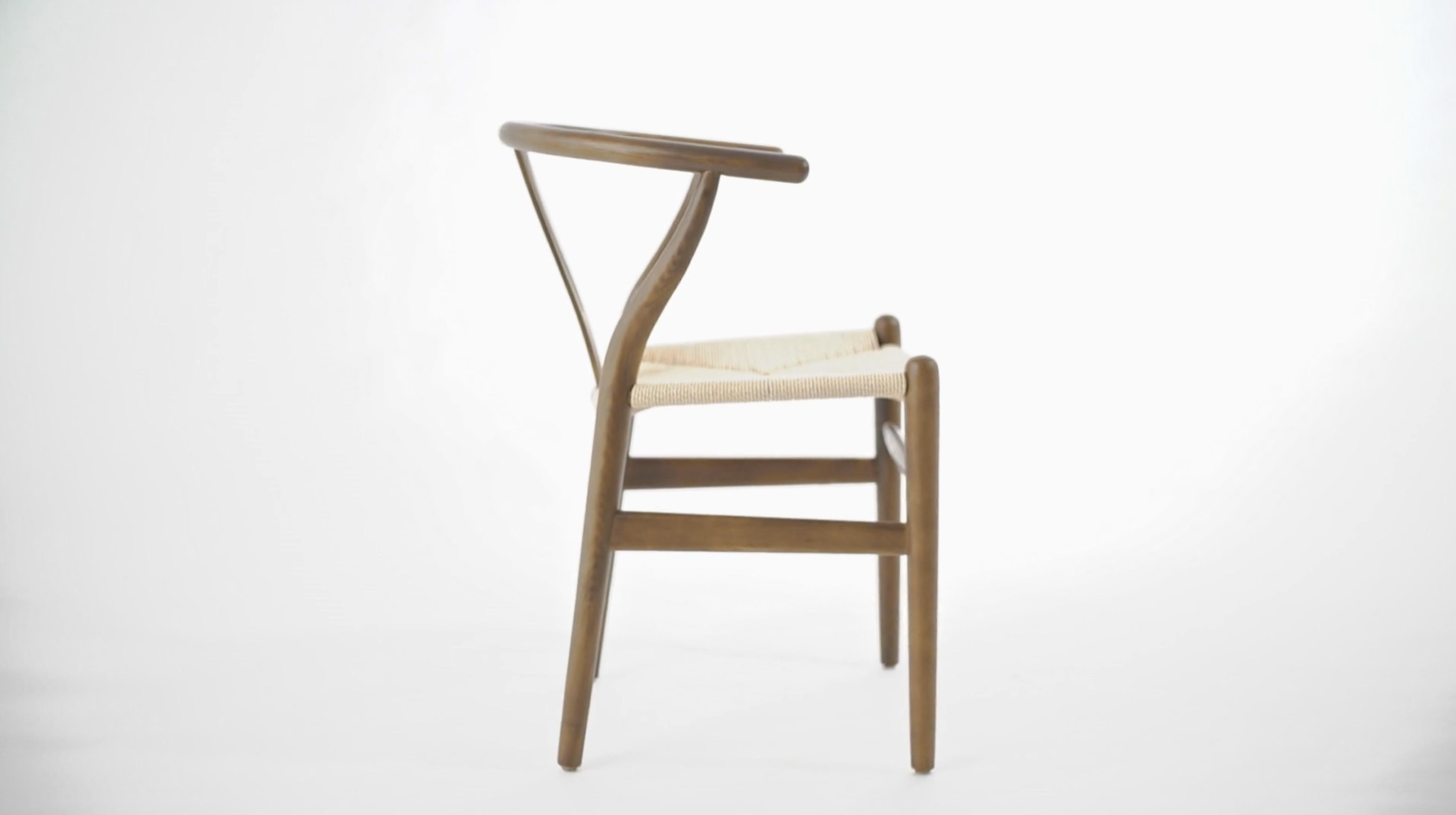 Wishbone Chair Rove Concepts Rove Classics MidCentury