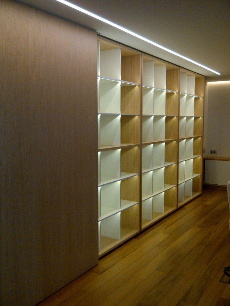 Iluminaci n led en mobiliario iluminacion pinterest - Iluminacion exterior led ...