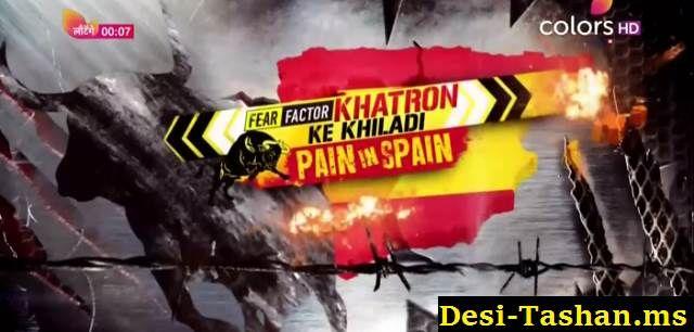 Khatron Ke Khiladi Season 8 24th September 2017 video watch