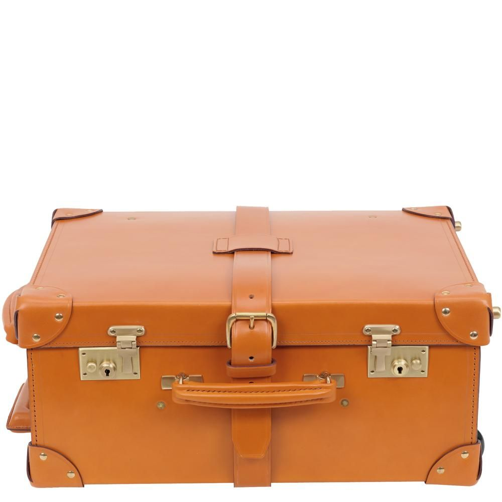 Swaine Adeney Brigg - Chesterford Trolley Suitcase This ...