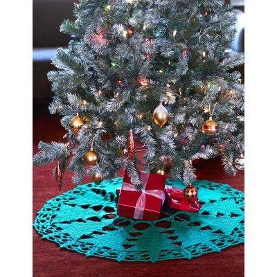 Kerstboom Rok | HAKEN . . . | Pinterest | Weihnachten, Häkeln und ...