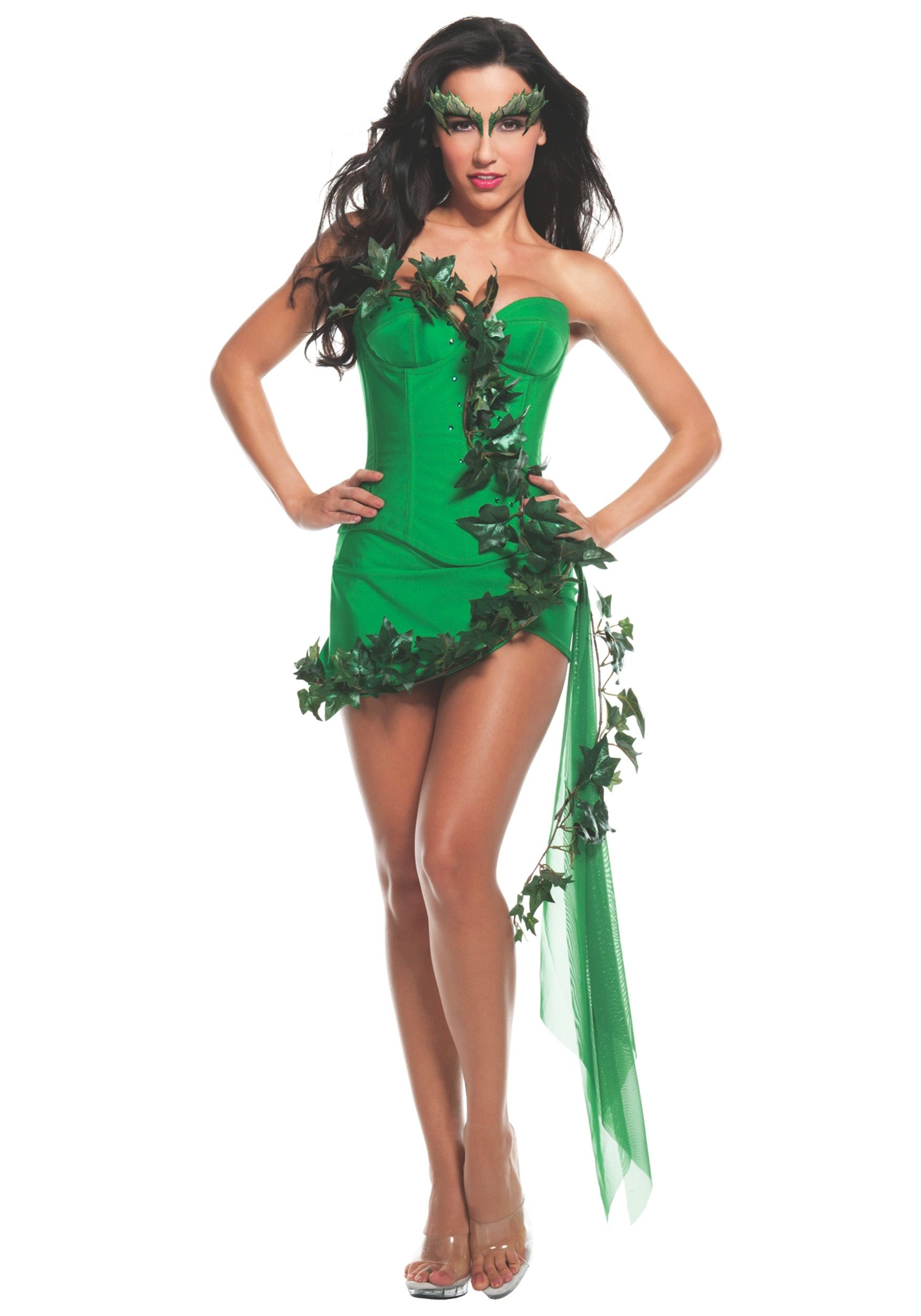 Women's Ivy Girl Costume | Costumes, Halloween costumes and Poison ...