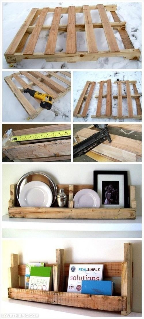 Diy Shelf Diy Crafts Craft Ideas Diy Ideas Diy Crafts Diy Home Decor  Decorations For The Home Diy Room Design