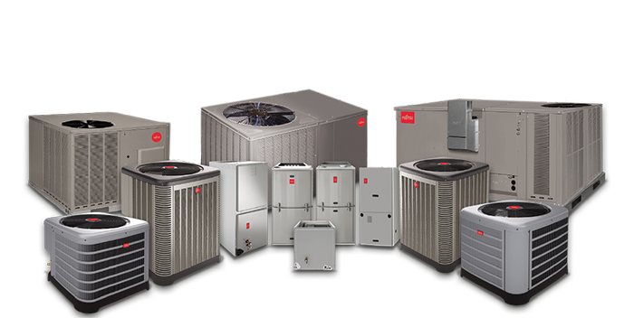 Central Air Conditioners Heat Pumps And Furnaces Residential Fujitsu General United States Canada Central Air Conditioners Central Air Heat Pump