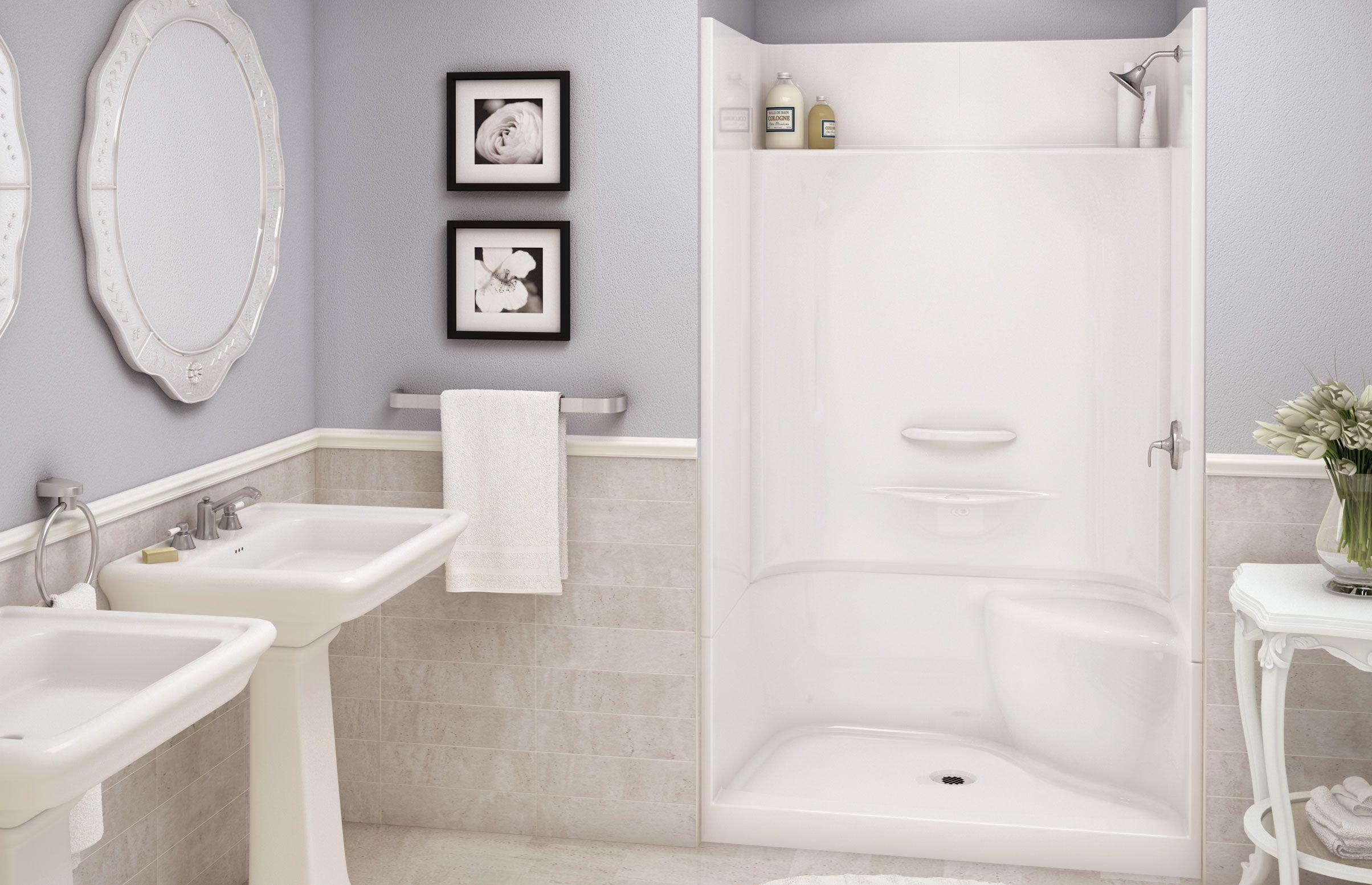 ESSENCE SH-4834 - Douche alcôve - MAAX Bath Inc. | Salle de bain ...