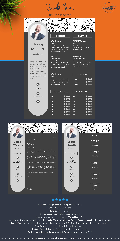 Investment Banking CV Resume Template / Finance CV ...