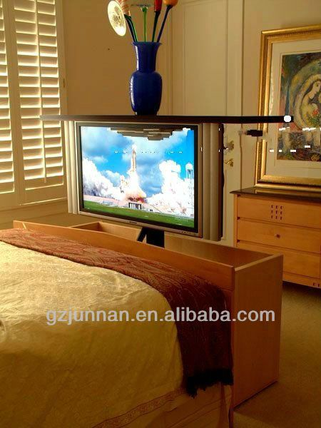 Ce Modern Automatic Lift Tv Bed Suitable For 32 50 Inch Photo