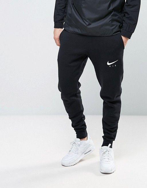 Good Looking Nike Black Black Clothing Nike Air Hybrid