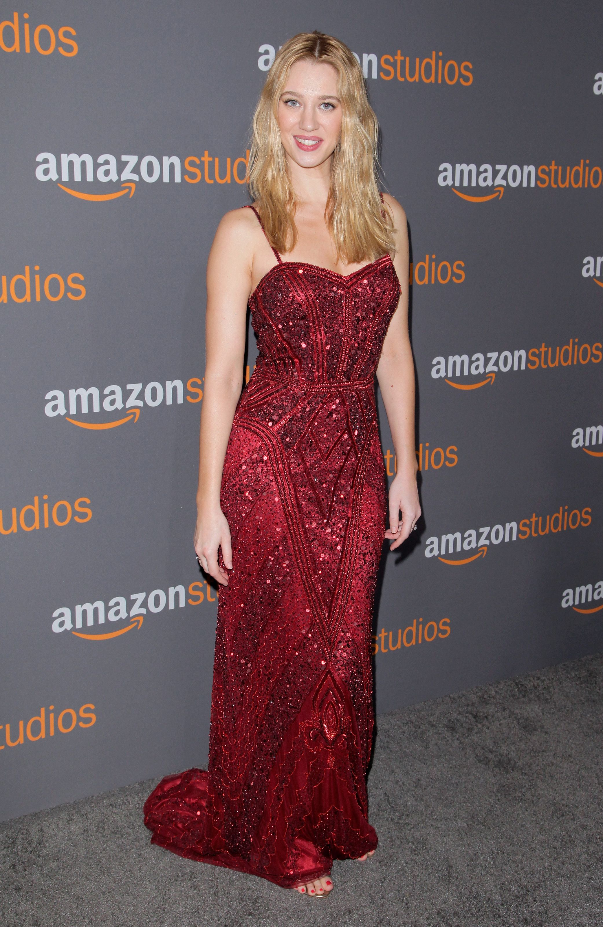 Yael Grobglas in Theia | Red Hot Mama | Pinterest | Red carpet ...