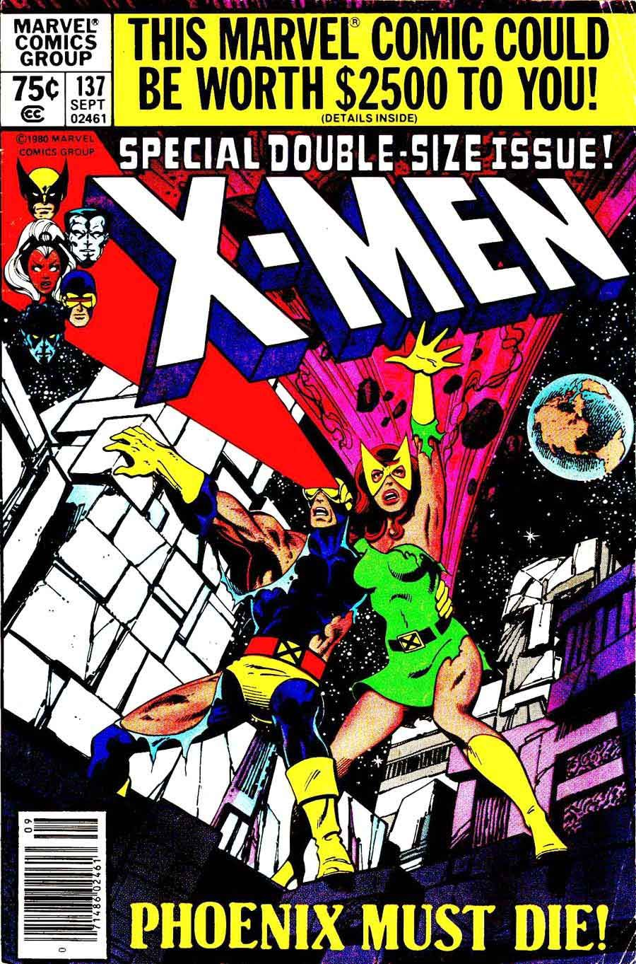 Uncanny X Men 137 Cover By John Byrne Marvel Comic Books Xmen Comics Comic Book Covers