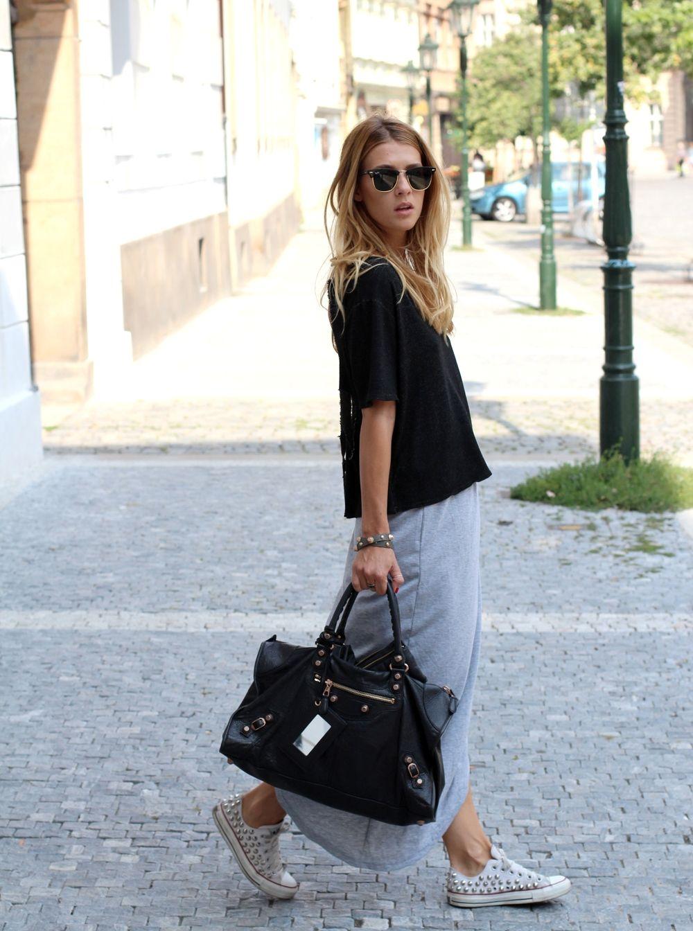Maxi Skirt Www Theczechchicks Com It Girls Skirt