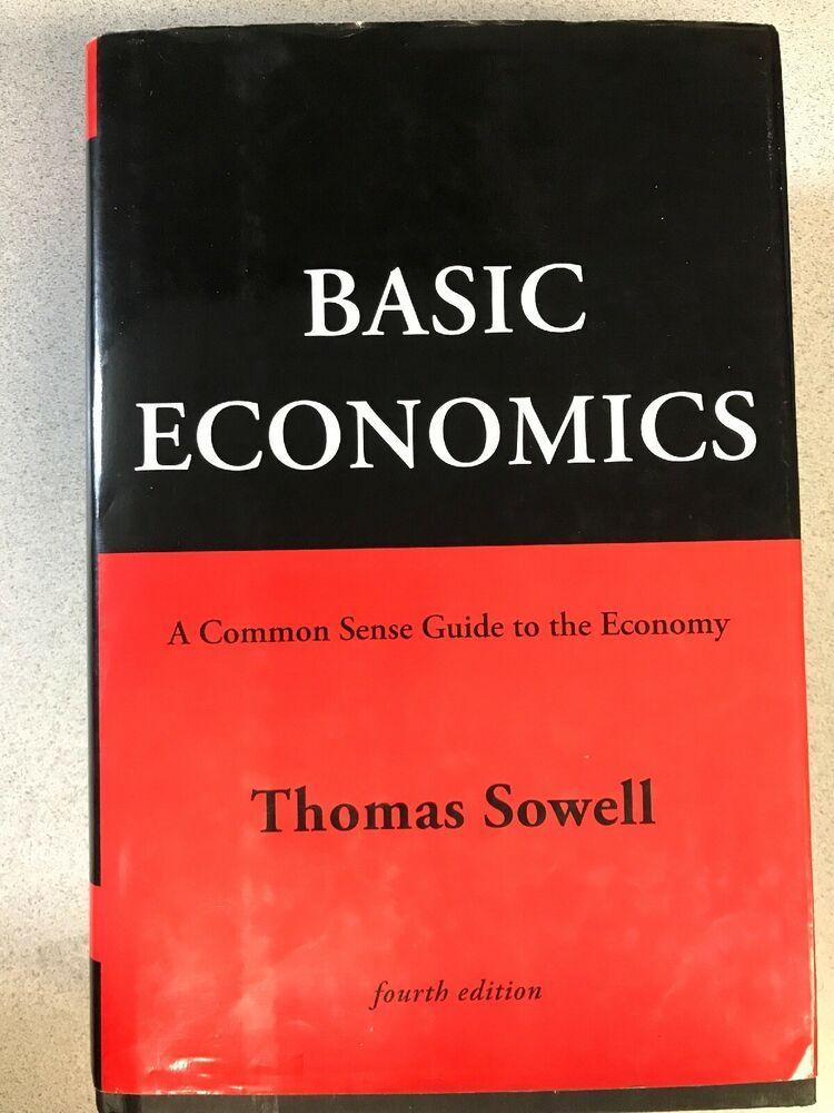 Basic economics a common sense guide to the economy by