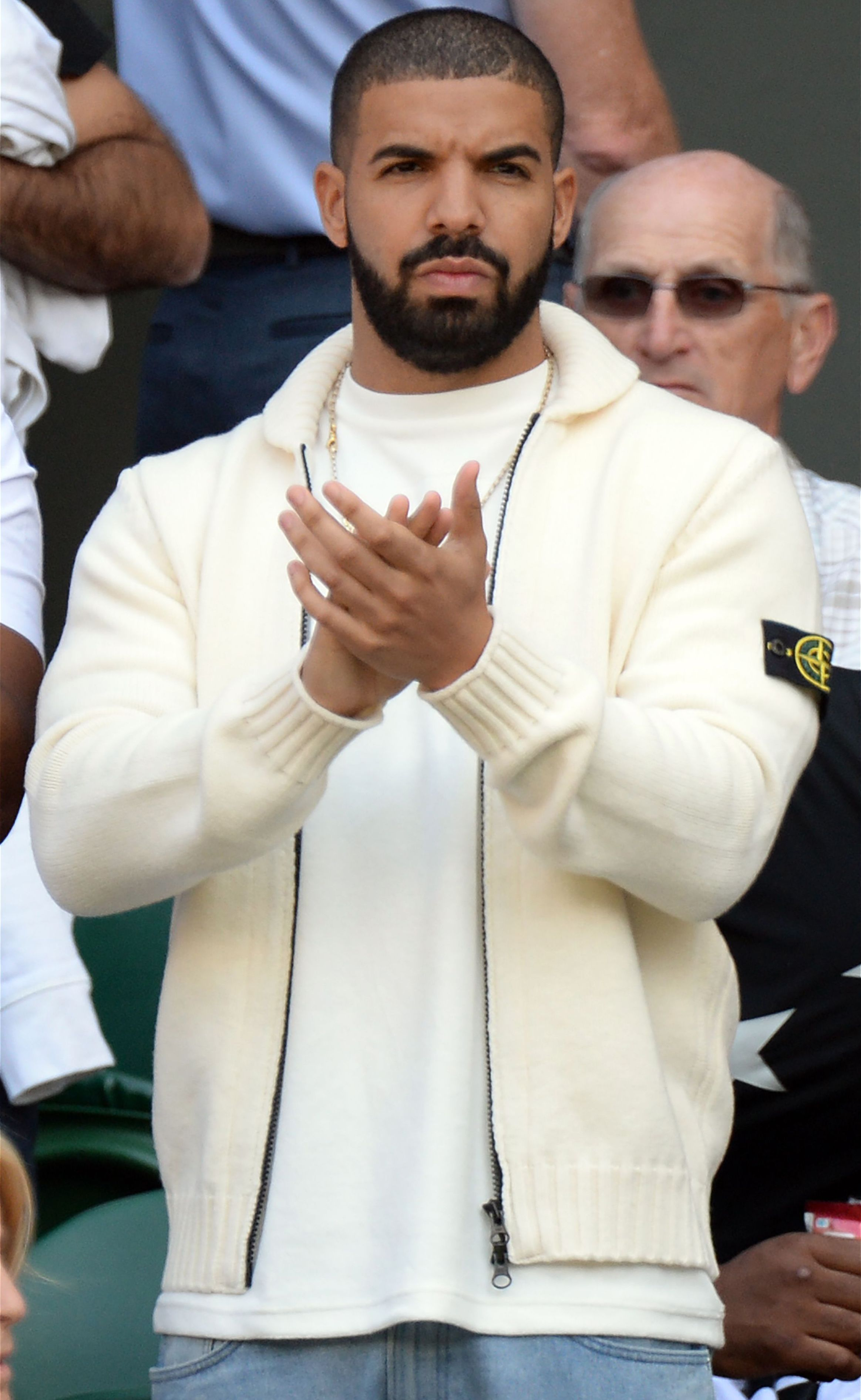 Serena williams drake are our new favorite couple obvs we are fully in support of drakes new girlfriend kristyandbryce Images