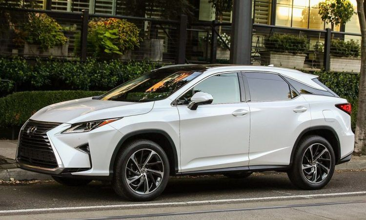 2017 Lexus Rx 350 Redesign Spy Photos Interior Colors Automotive