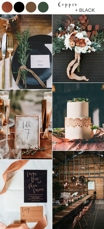 Photo of Los 10 mejores colores de bodas de otoño para las tendencias 2020 que te encantarán – EmmaLovesWeddings