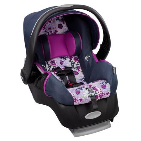 Evenflo Embrace Select Infant Car Seat With Sure Safe Installation Florence