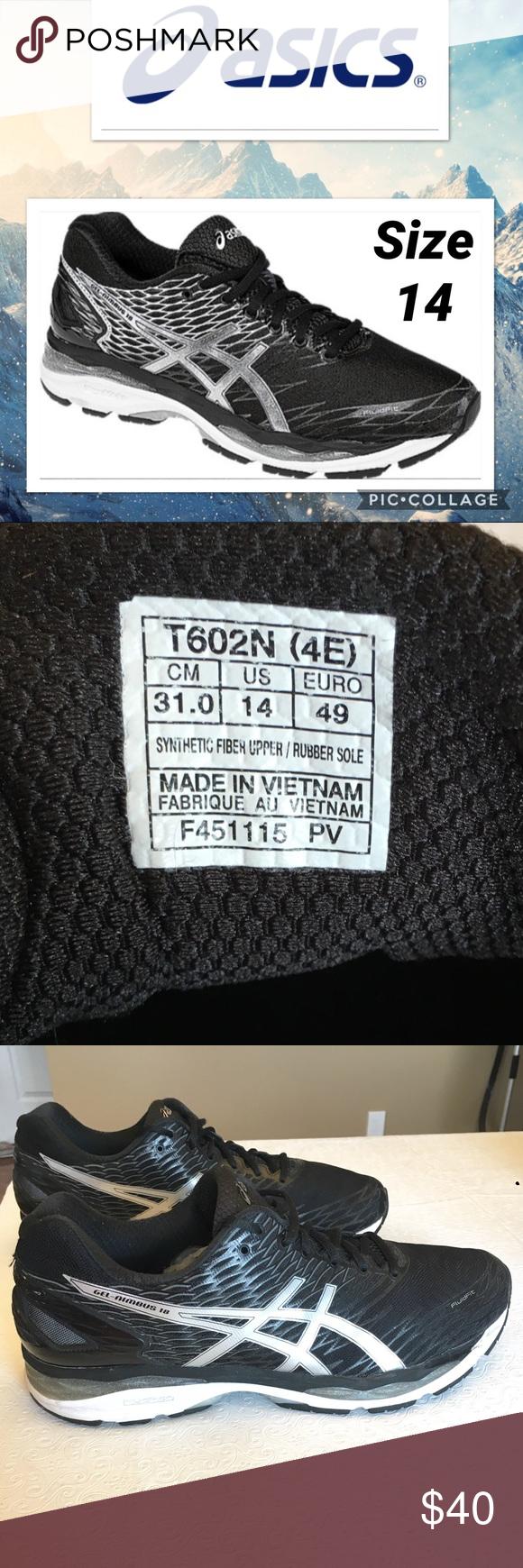 asics nimbus size 14 Cheaper Than Retail Price> Buy Clothing ...