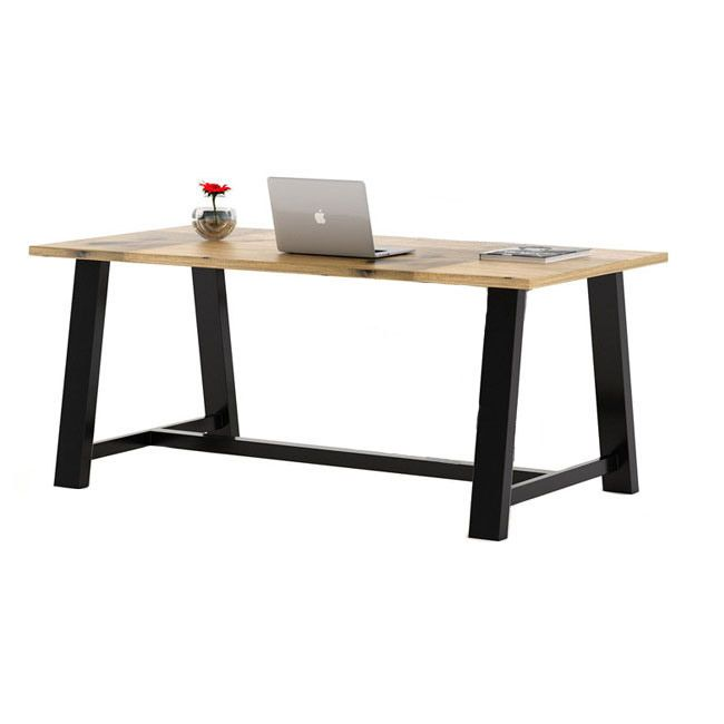 Urban Loft Midtown Rectangle Wood Cafe Table 36 X 72 Rectangle