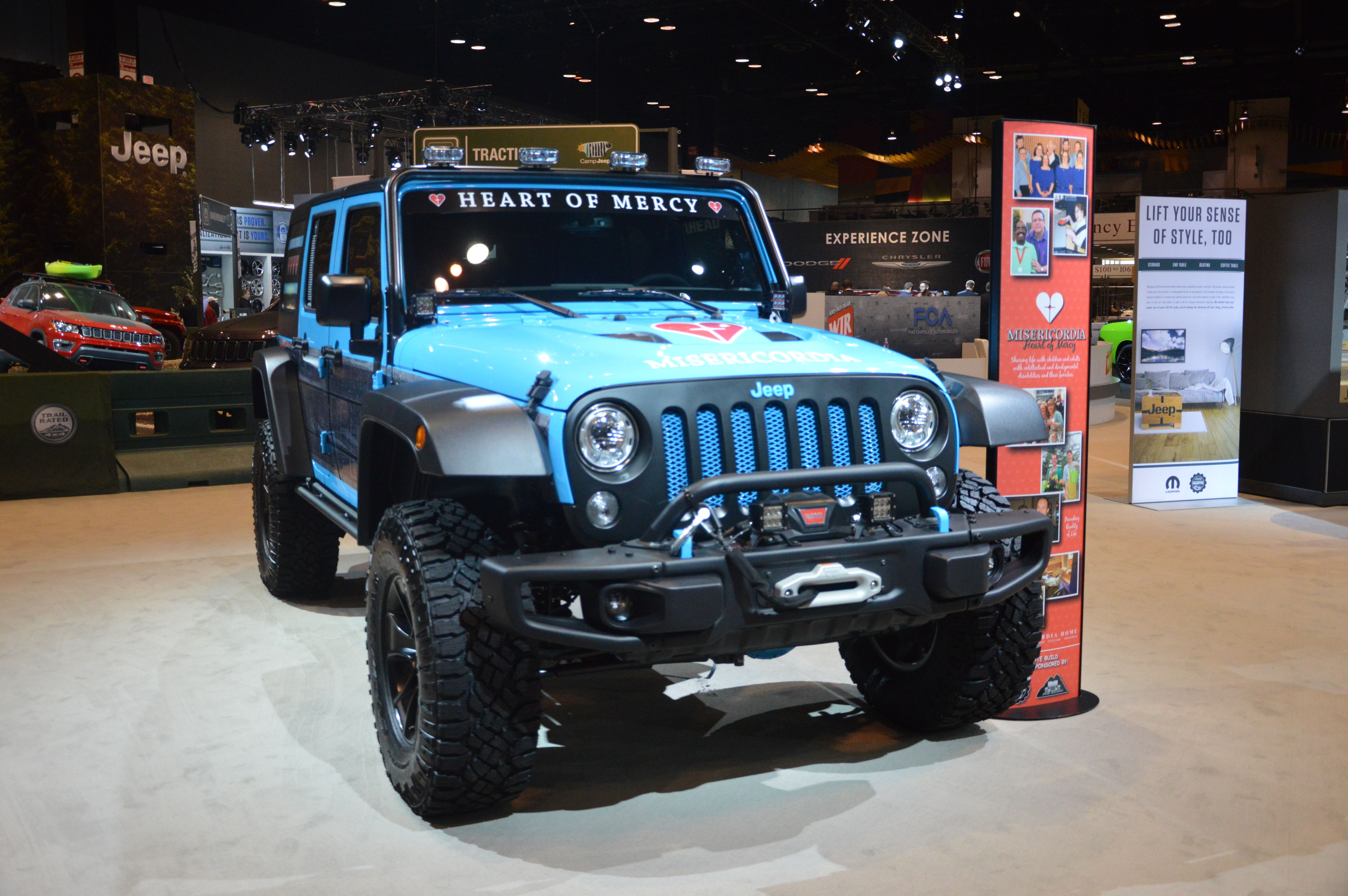 Fields Chrysler Jeep Dodge Ram Is Proud To Participate In The