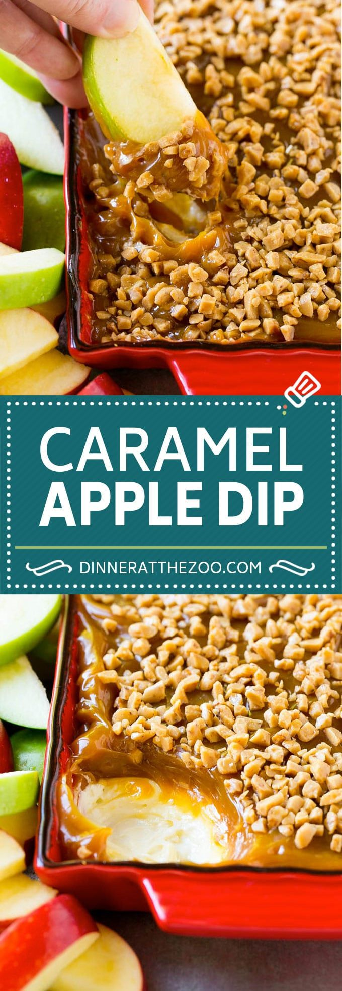 Caramel Apple Dip Recipe | Dessert Dip Recipe | Apple Recipe | Caramel Apple Recipe #caramel #apples #dip #fall #dessert #dinneratthezoo #caramelapples