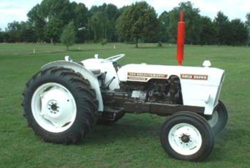 Factory Case David Brown Tractor 770 780 880 990 1200 3800