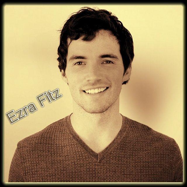 Ezria Ezra Fitz Mr. Fitz Aria Montgomery Ezaria.   PLL ...