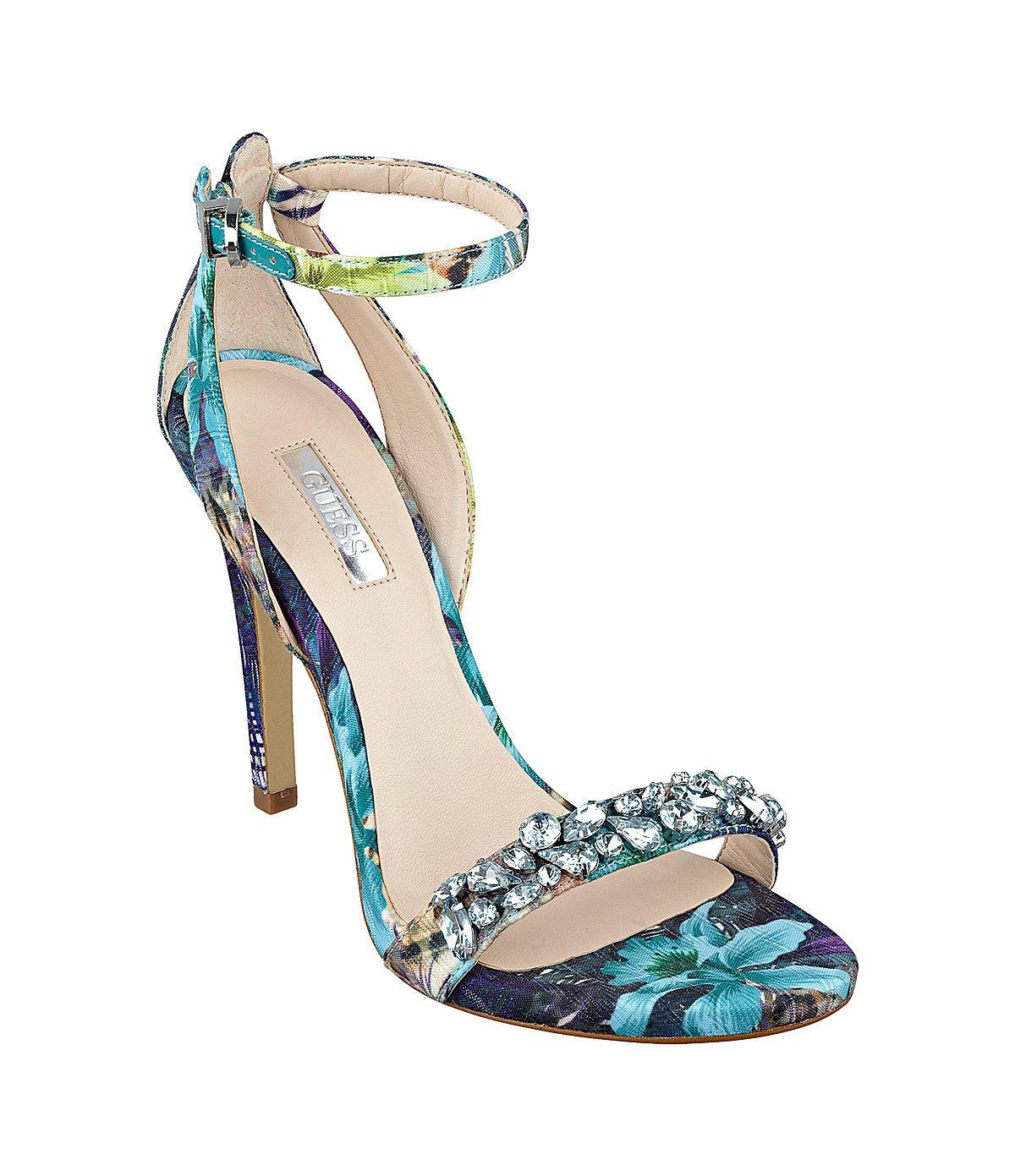 Guess Catarina4 Dress Sandals | Dillards.com